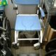 3-rolling shower-commode-transport chair